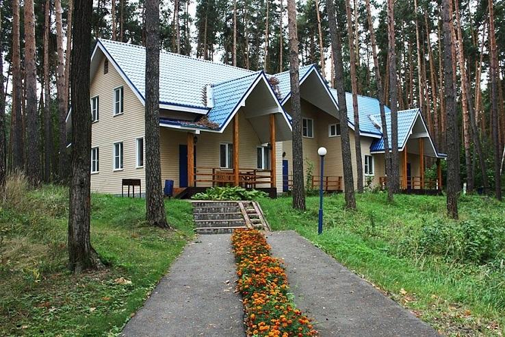 Пансионаты и дома отдыха в Туле